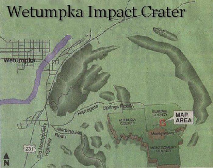 Wetumpka Crater 2