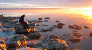 The Hidden Kincaid Beach In Alaska Will Make You Feel A Million Miles Away From It All