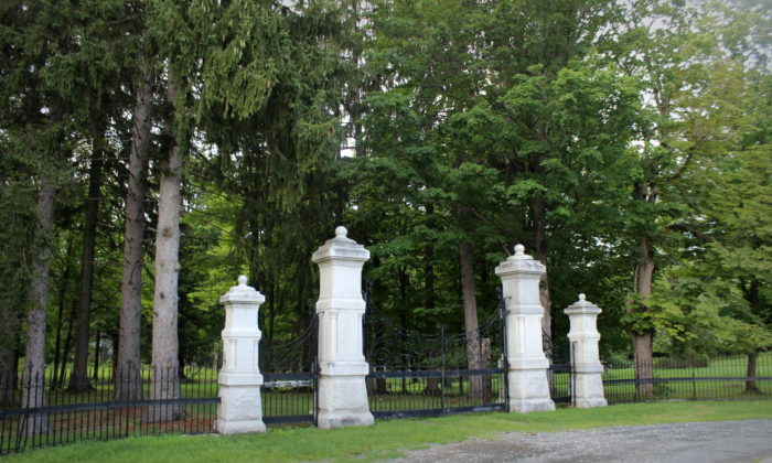 Officially named Forest Park Cemetery, this haunted location is more frequently referred to as Pinewoods.