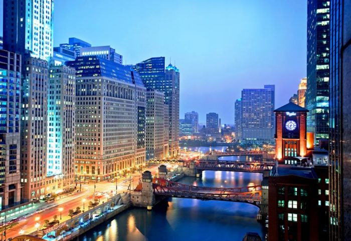 10 illinois hotels with the best water views for River north boutique hotels