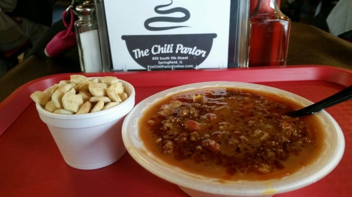 8. The Chili Parlor