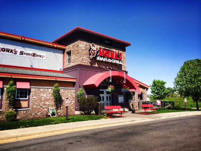 8. Monk's Bar and Grill