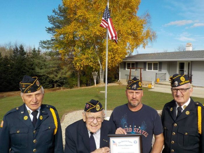 9. American Legion Post 67