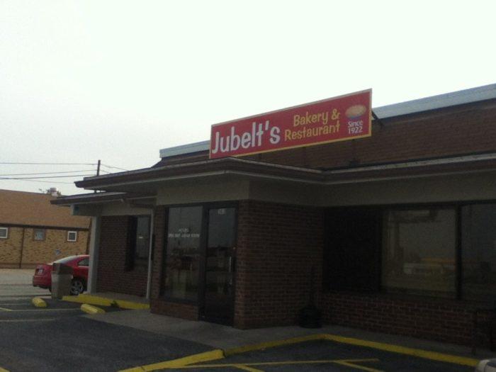 9. Jubelt's Restaurant and Bakery