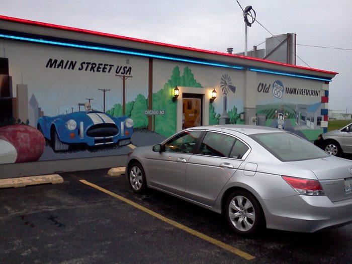10. Old Route 66 Family Restaurant
