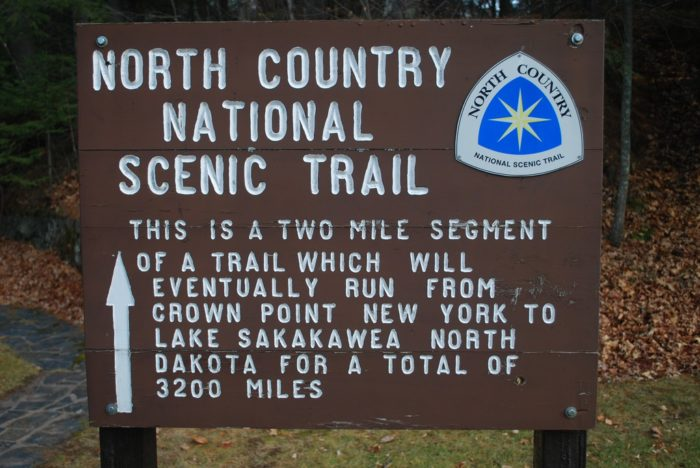 Wisconsin actually has the highest percentage of the trail that is recognized by the National Park Service.