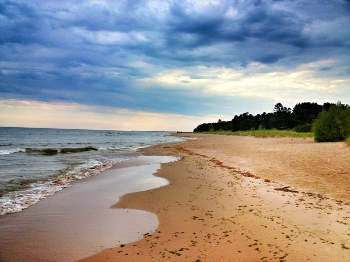 Kohler Andrae State Park In Wisconsin Has Beautiful Sand Dunes