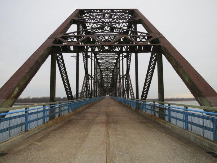 3. Old Chain of Rocks Bridge