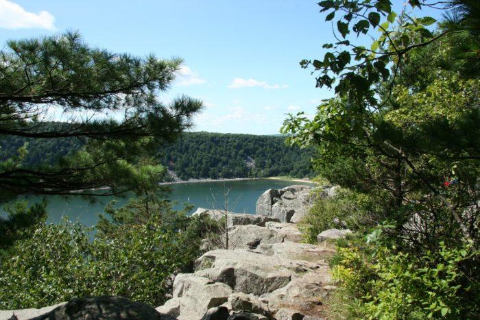 8. Devil's Lake State Park