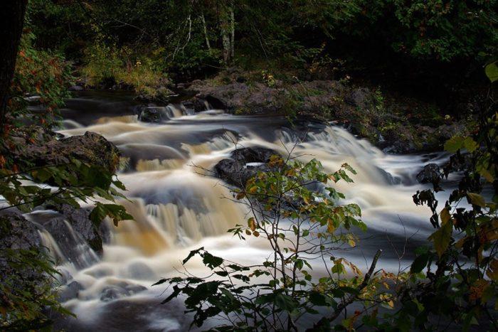 11. Copper Falls State Park