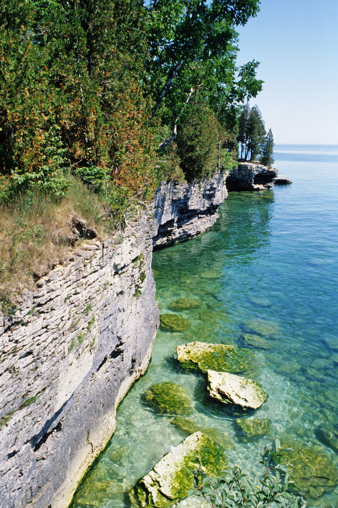 These wave worn limestone cliffs, and the caves they house, are jaw dropping.