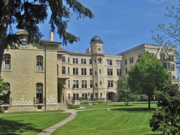 1. Kemper Hall