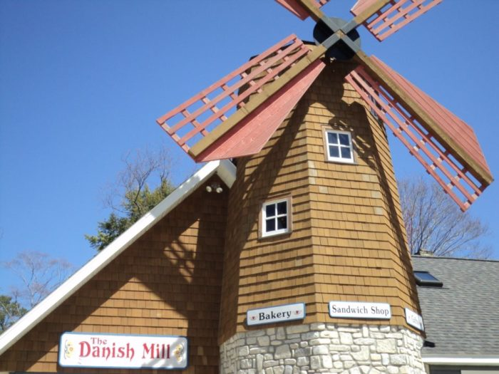 4. The Danish Mill