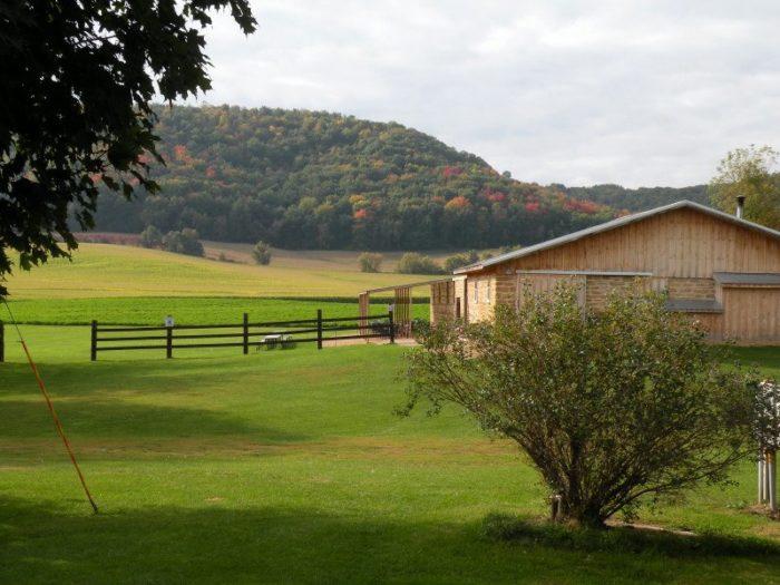 7. The Nelson Stone Barn