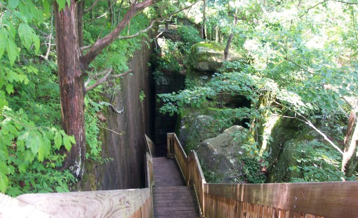 The 8 Best Hikes You Can Take In Shawnee National Forest In Illinois