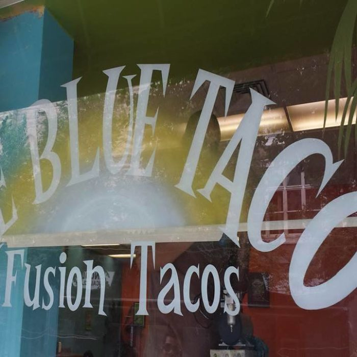 1. The Blue Taco