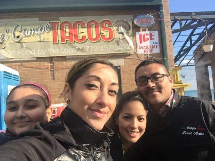 9. Del Campo's Tacos