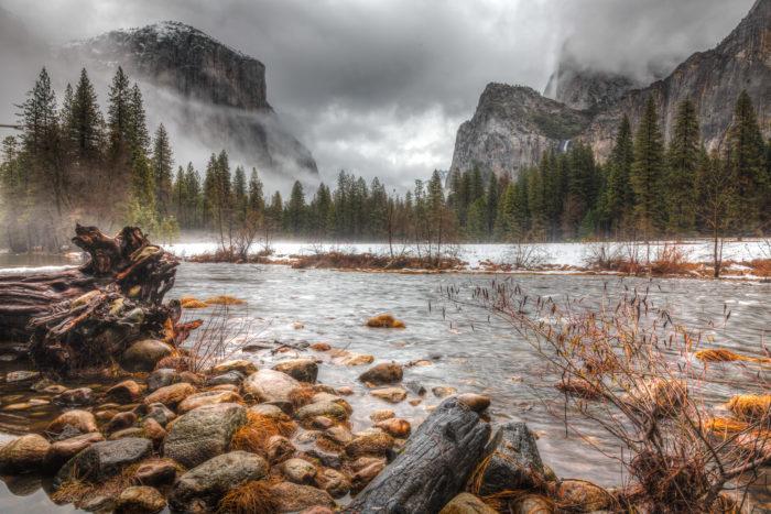 9. Breathtaking Yosemite