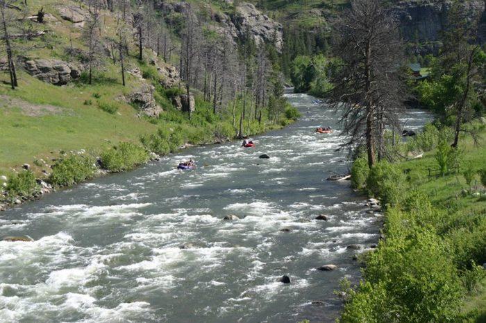 9. Absaroka River Adventures, Absarokee