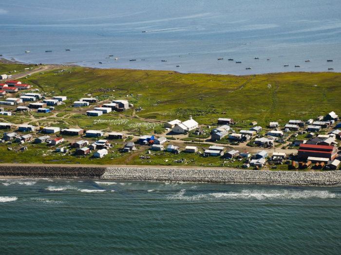 aerial Flickr - Bering Land Bridge National Preserve
