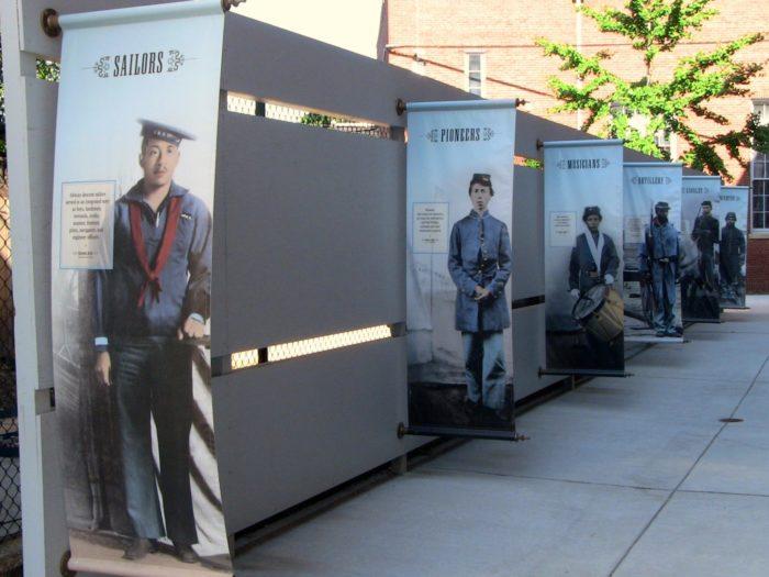 3. African American Civil War Memorial and Museum