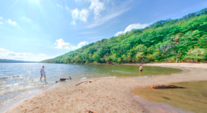 11 Swimming Spots With The Clearest, Most Pristine Water In Minnesota