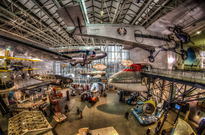 7. Air and Space Museum