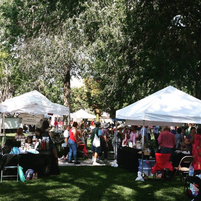6. Albuquerque Downtown Growers Market, Robinson Park, Albuquerque