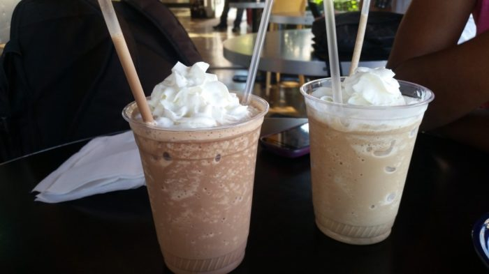 Not a pinball player? Maybe mocha shakes are more up your alley.