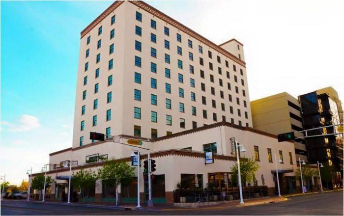 1. Hotel Andaluz, 125 2nd Street NW, Albuquerque