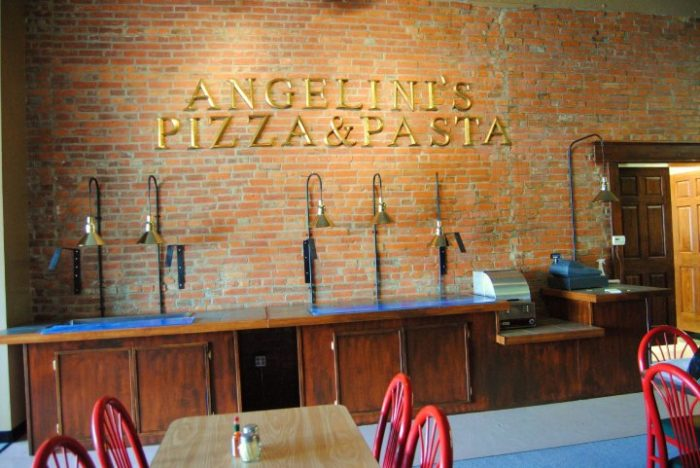 4. Angelini's Pizza, Keokuk