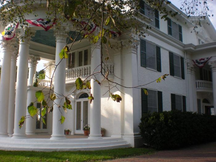 arbor lodge mansion