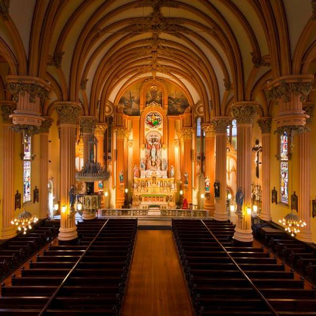 Visit St. Mary's Assumption Church in New Orleans