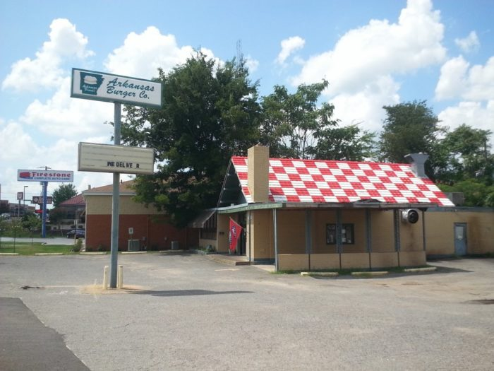 7. Arkansas Burger Company (Little Rock)