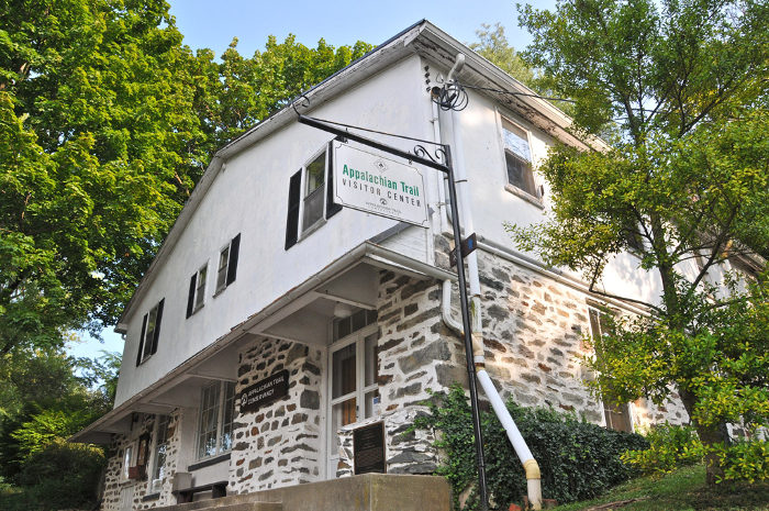 You can stop by the Appalachian Trail Conservancy headquarters for more information about the trail and Harpers Ferry.