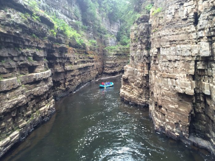 6. Ausable Chasm - Keeseville