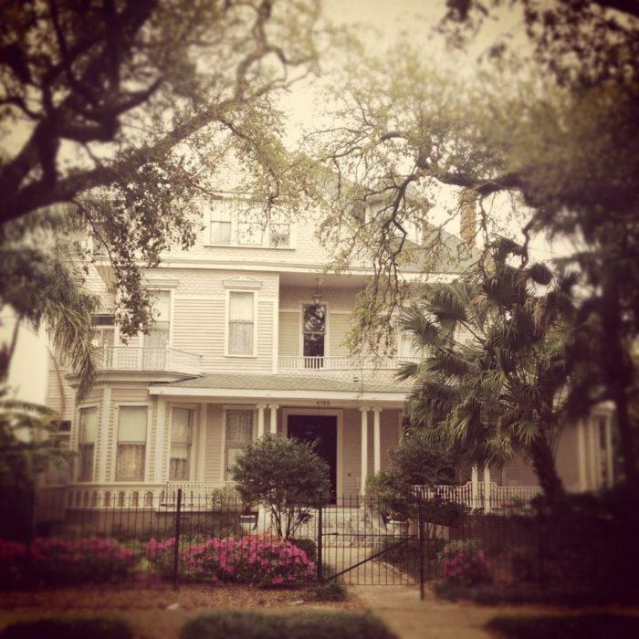 1) Avenue Inn B&B, 4125 St. Charles Ave.