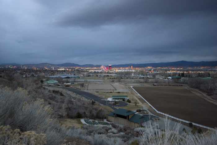 2. Bartley Ranch Regional Park Hike And Overlook -  Reno