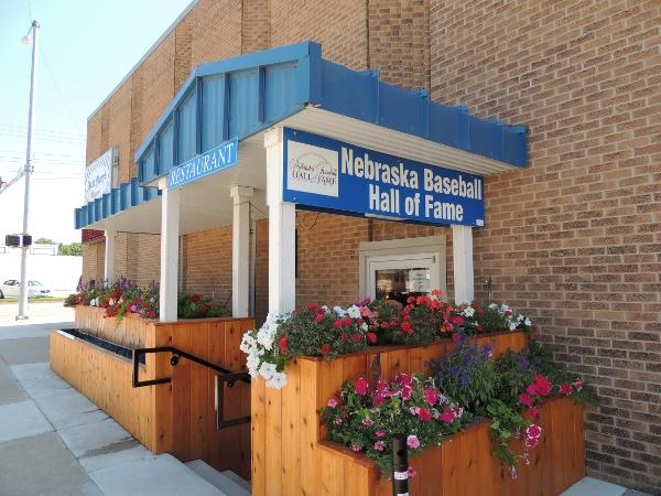 1. The Nebraska Baseball Hall of Fame, Beatrice