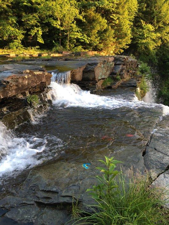 5. Salmon River Falls - Orwell