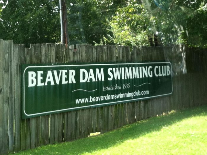 Beaver Dam Swimming Club is located in Cockeysville, Maryland, about 90 minutes outside of Washington DC.