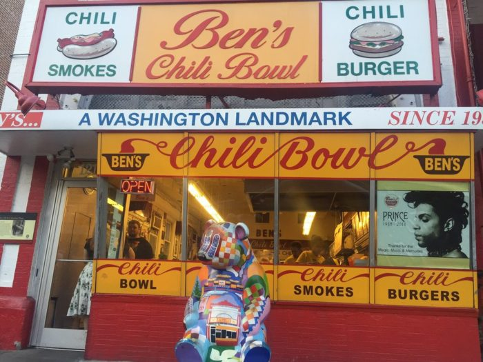 3. Ben's Chili Bowl - 1213 U Street Northwest
