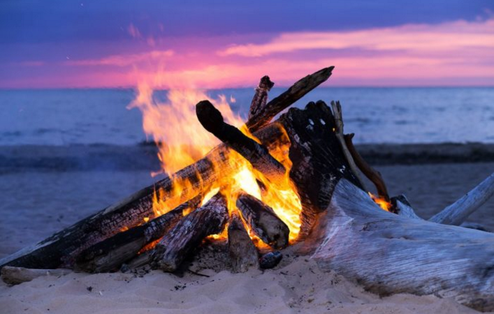 10 Beachfront Camping Spots In New Jersey