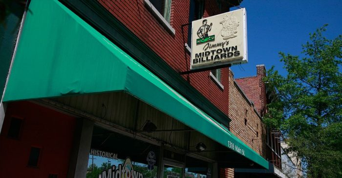 12.Midtown Billiards (Little Rock)