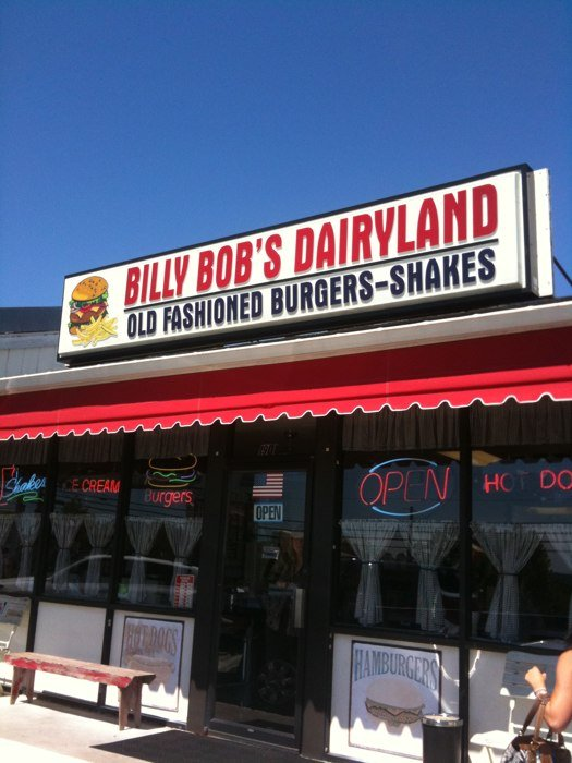 5. Billy Bob's Dairyland - Branson