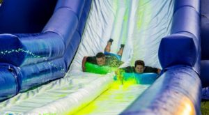 Don't Miss This Awesome Blacklight Slide Coming To Texas Soon