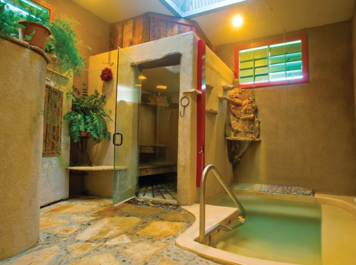 Walk-ins are welcome at the Blackstone Hot Springs (410 Austin Street).