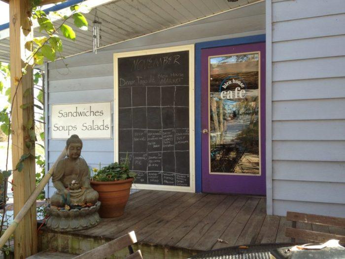 4. Bleu House Café—23 Holcomb Bridge Rd, Norcross, GA 30071