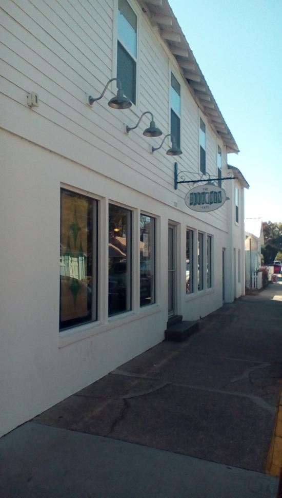 1. The Blue Hen Cafe, St. Augustine