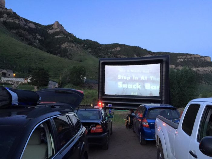 7. Blue Starlite Mini Urban Drive-In (Austin)